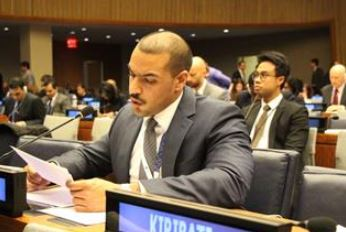 Kuwait emphasises on importance of facing disarmament challenges