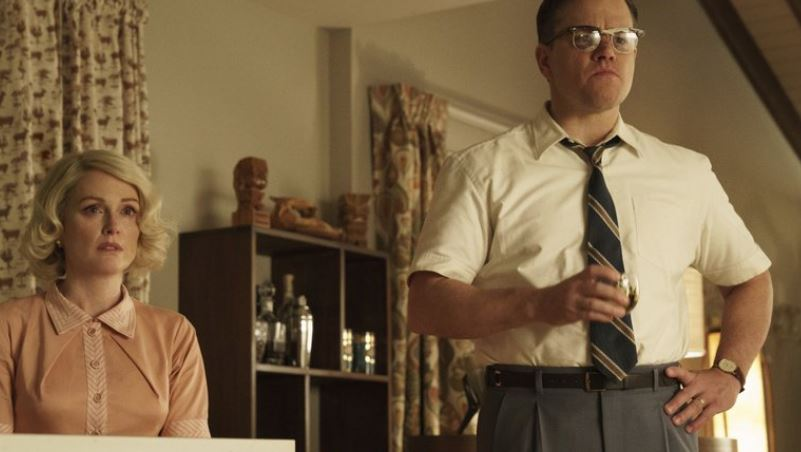 Film Review: An edgeless satire in George Clooney's 'Suburbicon'