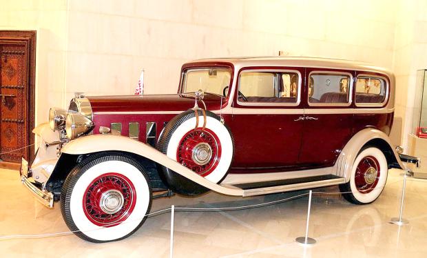 An enduring love for motor cars...