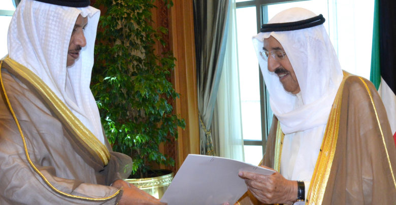 Kuwait's ruler accepts cabinet's resignation