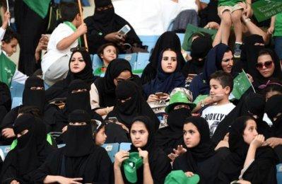 Saudi Arabia to allow women into sports stadiums