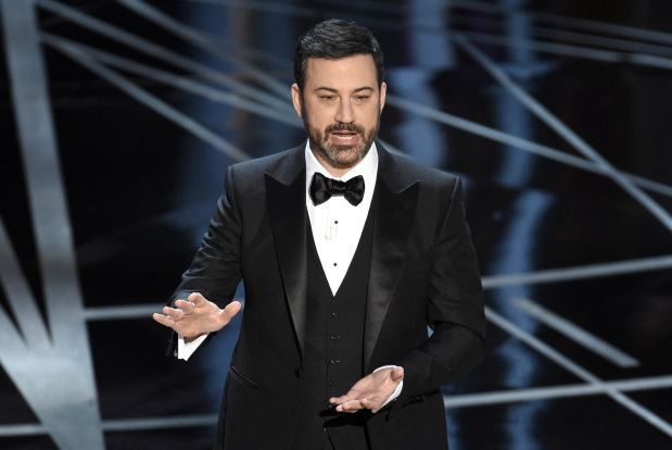 Family colds postpone heart surgery for Jimmy Kimmel's baby