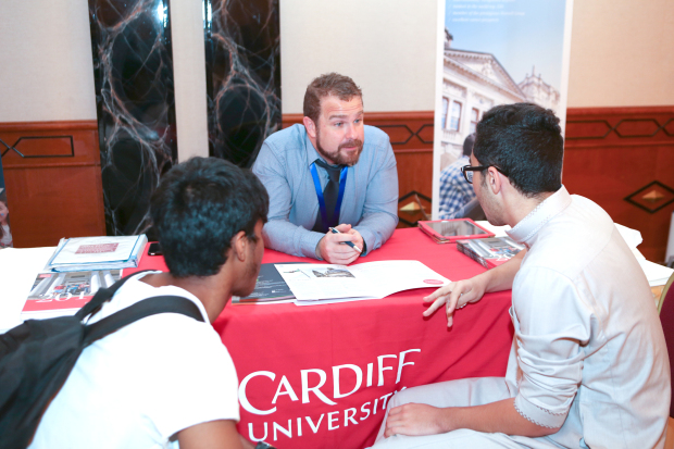 Expo to showcase UK study opportunities