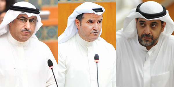 Three ministers likely to be left out of Kuwaiti Cabinet
