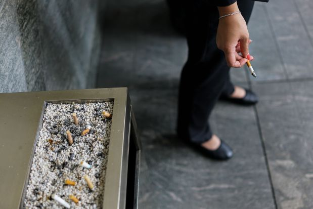 Cash incentives help smokers quit, study finds