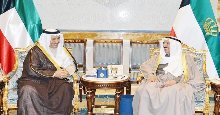 Kuwaiti leader names Prime Minister