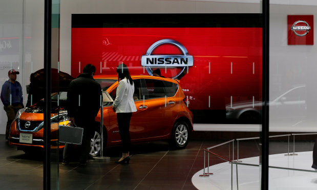 Scandal-hit Nissan sales halved in Japan
