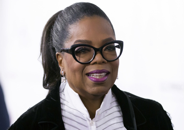 Gratitude and hammocks: Oprah's out with her favourite things