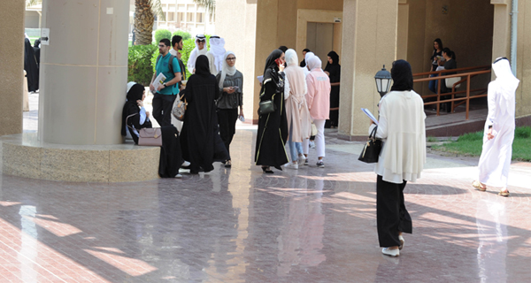 University dress code sparks controversy in Kuwait