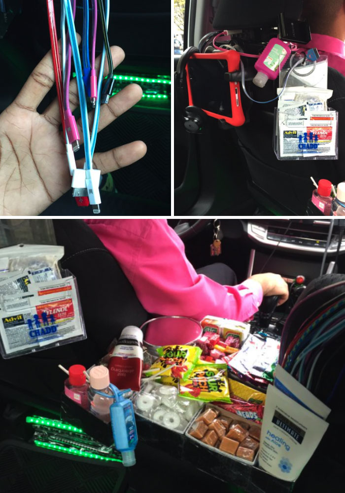 FUN and CREATIVE ways in which Uber drivers surprised their customers!