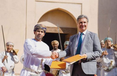 Omran to revive Nizwa Fort