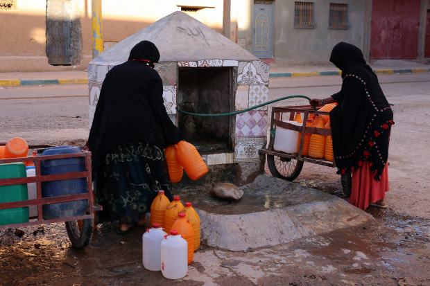 Shortage of drinking water in Moroccan towns sparks protests