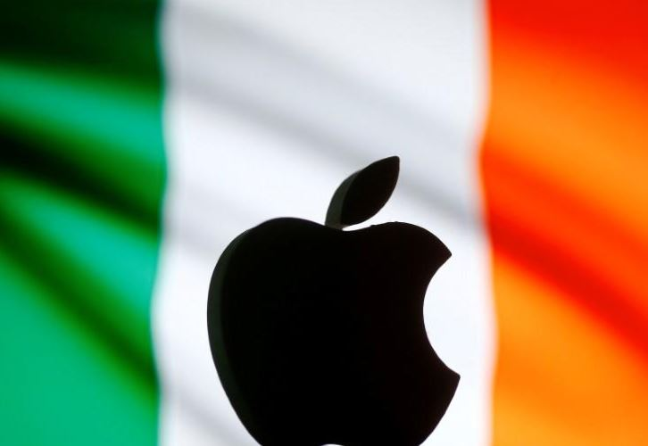 Apple says no operations were moved from Ireland
