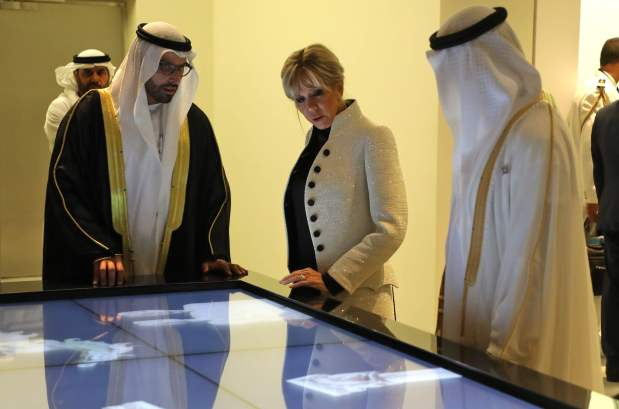 UAE: In Pictures: France's Macron, Arab leaders tour the Louvre Abu Dhabi