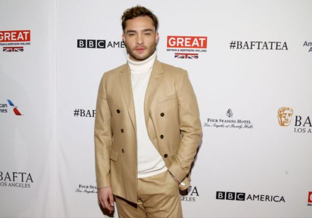 Los Angeles police probing rape allegation against actor Ed Westwick