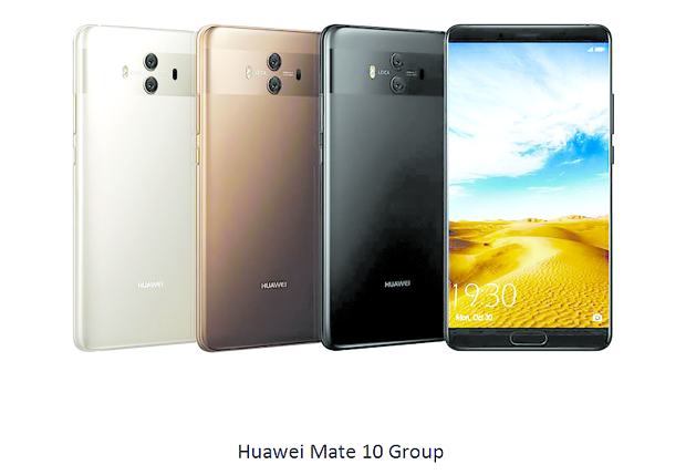 Huawei launches Mate 10 series in Bahrain