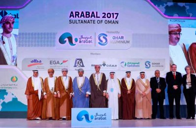 Top speakers, delegates attend Arabal event in Oman