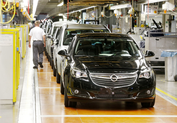 Peugeot speeds Opel technology shift to cut emissions