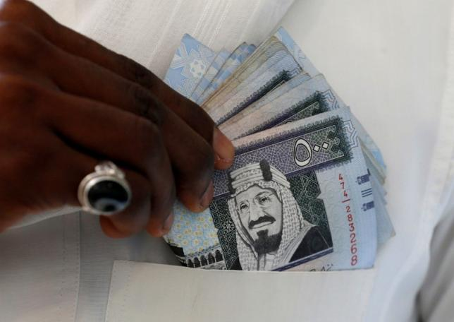 Tax on money transfer fees in Saudi