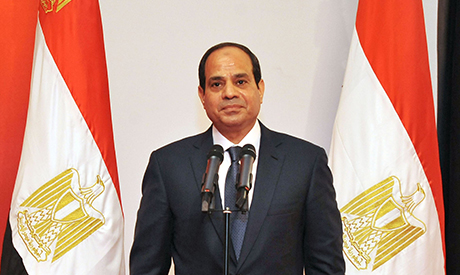 "Egypt's al-Sisi warns Iran to stop ""meddling"" in region"