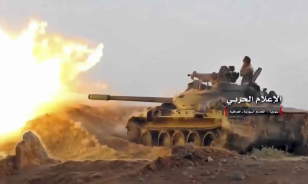 Syrian army takes last Islamic State bastion in Syria
