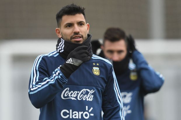 Aguero considers Man City exit in 2019 to return to Argentina