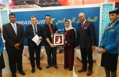 Oman Air announces winners of UK Media Award