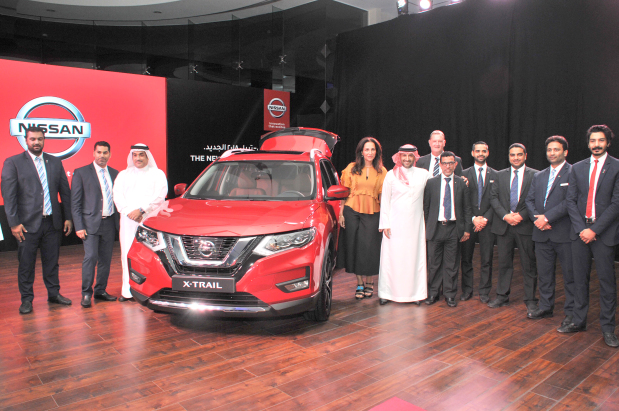 Nissan's flagship X-Trail launched in Bahrain