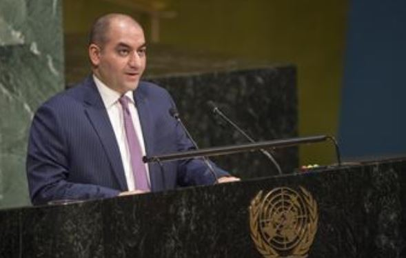Kuwait renews call to reform the UN Security Council