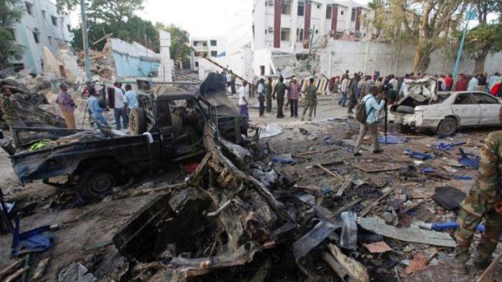 US drone strike in Somalia against kills 'several militants'