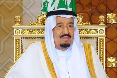 Saudi King launches $1.6bn infrastructure projects