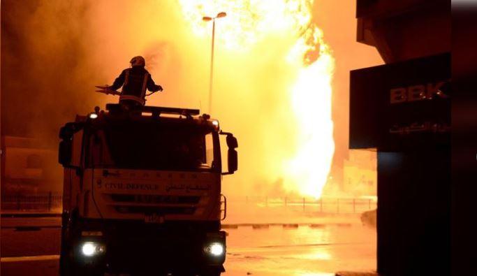 Kuwait condemns oil pipeline blast