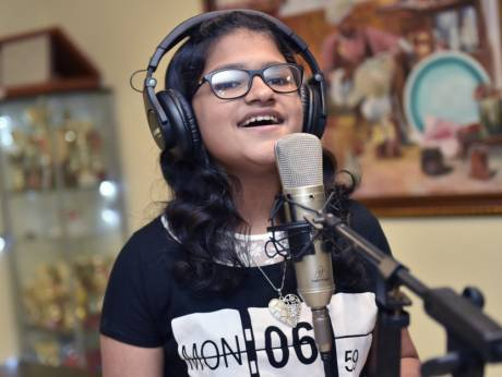 Dubai-based Indian girl can sing in 80 languages