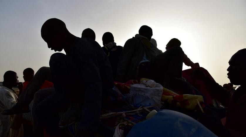 Group of 25 refugees evacuated from Libya to Niger by UN