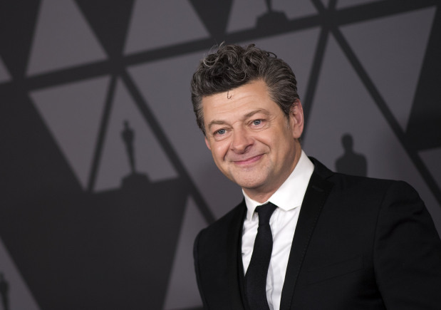 a6f551bc294c5 Actor Andy Serkis attends the 2017 Governors Awards