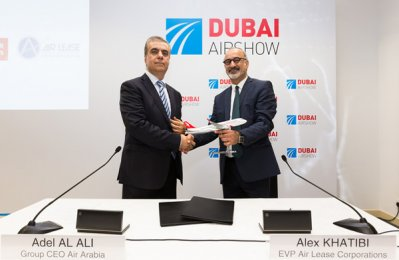 Air Arabia leases six new A321neo LR aircraft