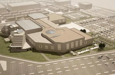 Muscat Mall Phase Two work on track