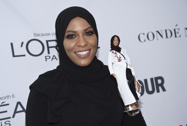 First hijab-wearing Barbie to honour US fencer Ibtihaj Muhammad