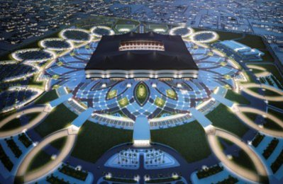 Qatar starts stadium road upgradation work