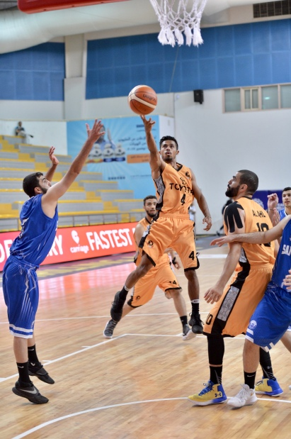 Basketball: Al Ahli and Najma claim fine victories