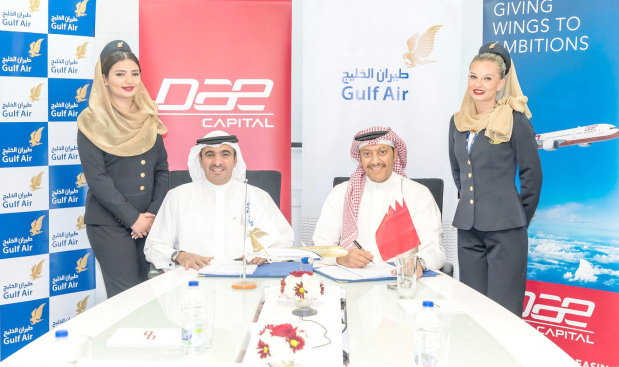 Gulf Air signs Boeing agreement with DAE