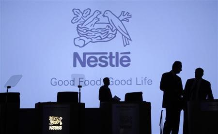 Nestle reorganises infant nutrition business