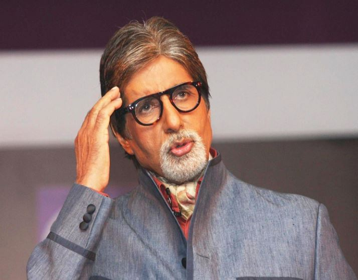 Close shave for Amitabh Bachchan; car agency show-caused