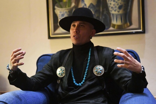 From Black Eyed Peas star to cancer survivor: Taboo tells all