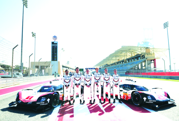 BIC set for epic WEC weekend