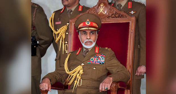Oman leader to attend National Day parade