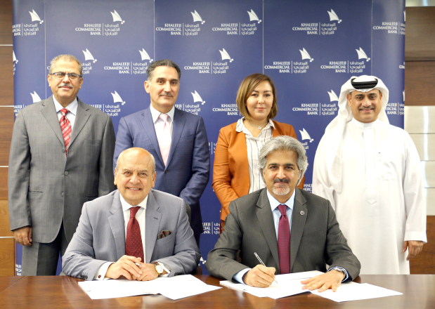 Al Daih signs escrow agreement with KHCB