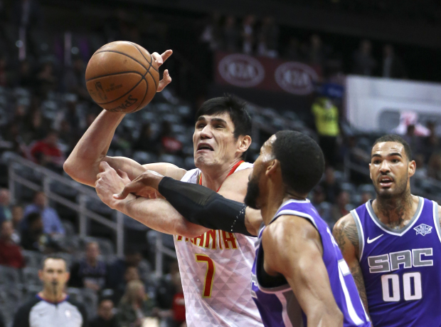 NBA: Hawks rout Kings by team-record 46 points