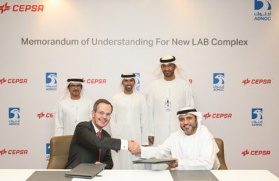 Adnoc seals Cepsa deal on chemical complex
