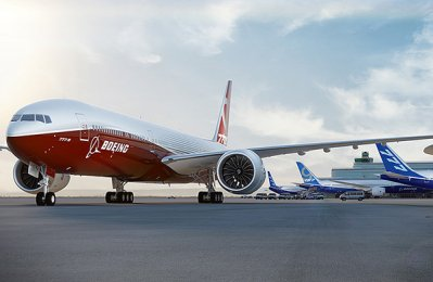 Boeing announces orders worth $50bn at Dubai Airshow